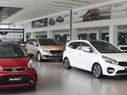 Janvier 2018: les importations d'automobiles en chute libre