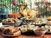 Le repas du réveillon, un trait culturel traditionnel des Hanoiens