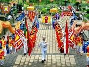 La fête des rois Hùng 2018 durera 5 jours
