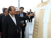Le PM travaille avec la garde-frontière et la police de Dak Nong