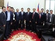 Vietnam - Cambodge : renforcer le transport et le commerce bilatéral