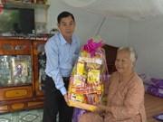 Têt traditionnel : les activités caritatives se multiplient