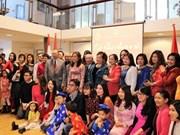 De l'Asie en Europe, les Vietnamiens fêtent le Têt