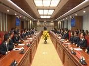 Le vice-président de l'AN Phung Quoc Hien présente ses vœux du Têt à l'Audit d'Etat