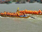 Hanoï accueillera le premier festival de courses de bateaux-dragons