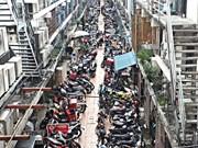 La Thaïlande envisage une taxe sur la pollution pour les deux-roues motorisés