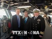 L'ambassadeur vietnamien en visite à l'Etat américain de Virginie