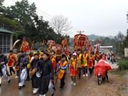 Hanoi: culte du génie Tan Vien inscrit au patrimoine culturel immatériel national