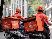 La start-up Lalamove fait son entrée sur le marché vietnamien