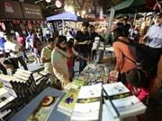 Hô Chi Minh-Ville : Clôture des activités du Têt dans la rue des livres