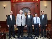 Ho Chi Minh-Ville renforce la coopération avec les universités allemandes