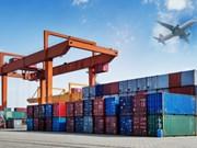 La valeur d'import-export des marchandises en hausse de 37,2%