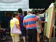 Thaïlande : plus de 30 partis s'enregistrent en vue des élections