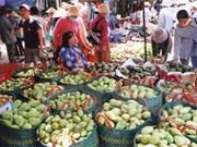 Bond des exportations nationales de fruits et légumes en deux premiers mois de 2018