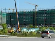 L'immobilier attire 312,1 millions de dollars d'IDE en 2 mois