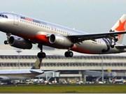 Jetstar : la ligne aérienne Hanoi-Quy Nhon sera exploitée avec cinq vols hebdomadaires