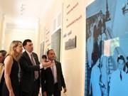 Exposition sur les valeurs historiques du Palais de Dôc Lâp