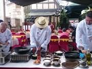 De grands chefs cuisiniers au 3ème Festival international de la gastronomie de Hôi An