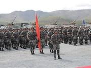 Le Cambodge et la Chine organisent leur 2e exercice conjoint ''Dragon d'or''