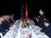 Le Vietnam s'engage à faciliter les investissements australiens