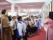 Exposition sur les estampes populaires du Vietnam à Gia Lai