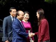 Le Premier ministre Nguyen Xuan Phuc en visite officielle en Nouvelle-Zélande