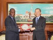 HCM-Ville souhaite renforcer la coopération avec l'OIF