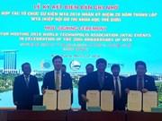 Une série d'activités de la World Technopolis Association (WTA) pérvue à Binh Duong en octobre