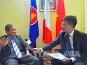 Les relations entre le Vietnam et l'Italie sont en meilleure période de développement