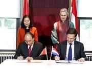 Vietnam-Pays-Bas : exemple des relations dynamiques et efficaces