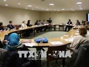 ONU : le groupe des amis de la prévention et de la lutte contre la noyade voit le jour