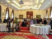 Echange entre des femmes des pays de l'ASEAN en Chine