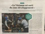Un journal français fait grand cas des exploits économiques du Vietnam