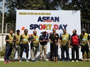 Tournoi sportif de l'ASEAN en Inde