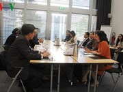 Les organes législatifs vietnamiens et thaïlandais renforcent leurs relations