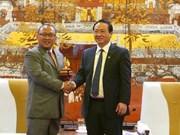 Hanoi - Jakarta : Renforcer la coopération dans le développement urbain