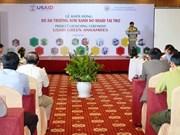 L'USAID aide la protection des forêts et de la biodiversité à Truong Son