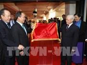 Inauguration du nouveau siège du Centre culturel du Vietnam en France