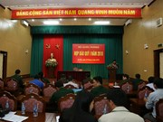 Les personnels vietnamiens sont prêts pour leur mission hospitalière au Soudan du Sud