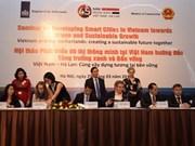 Vietnam-Pays-Bas : Développement des centres urbains intelligents vers une croissance verte