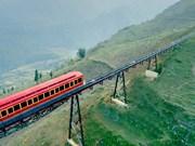 Inauguration de la plus longue ligne ferroviaire de montagne du Vietnam à Sa Pa