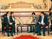 Ho Chi Minh-Ville renforce sa coopération avec la ville chinoise de Chongqing