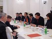 Vietnam-Russie: coopération renforcée entre les instances judiciaires