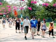 Plus de 4,2 millions de touristes étrangers au premier trimestre