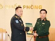 Vietnam-Mongolie : renforcement de la coopération dans la défense
