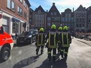 Camionnette-bélier en Allemagne: pas de victime vietnamienne pour l'instant