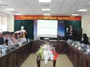 Promotion commerciale du secteur du textile entre le Vietnam et la France
