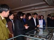 Bond de touristes à Quang Ninh au premier trimestre
