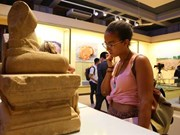 Vernissage d'une exposition sur les trésors archéologiques vietnamiens à Hanoï