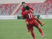 Avril : le Vietnam gagne dix places au classement FIFA